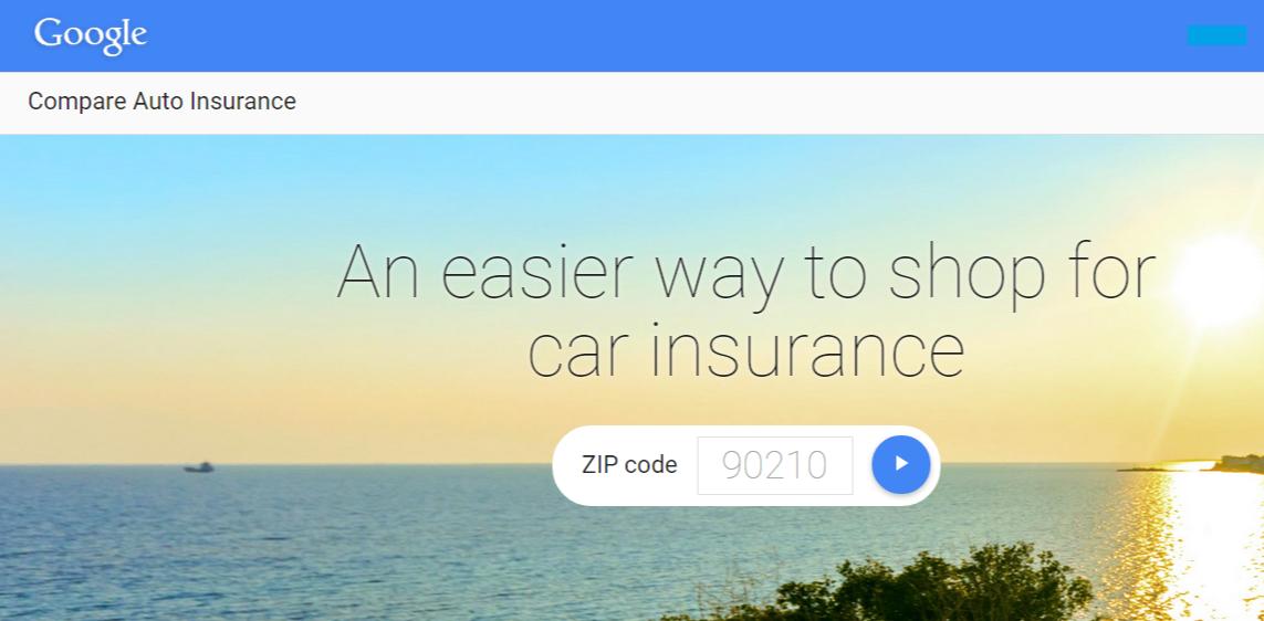 Google Compare Auto Insurance Per Confrontare Le Assicurazioni