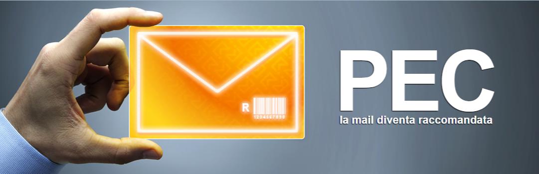 Posta Elettronica Certificata - PEC - Email certificata