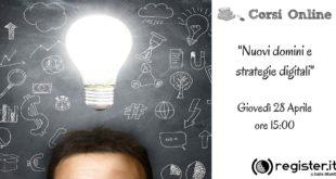 Corso online strategie digitali