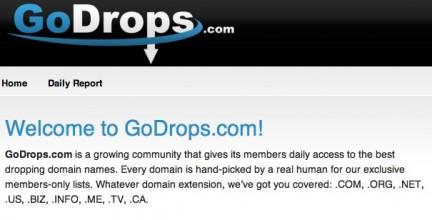 GoDrops