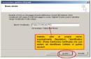 Configurare PEC con Outlook Express